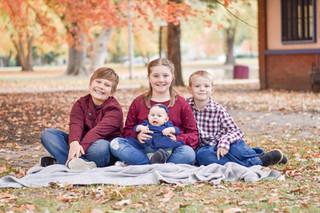 Hintze Family Fall 2018