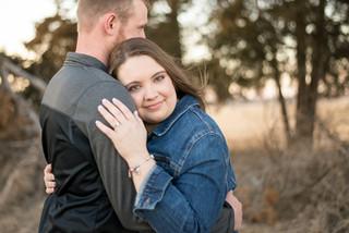 Missy & Austin, Summer Engagement Long Grove, IA