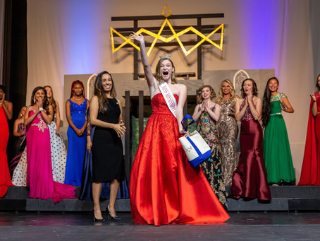 Meet Emma, Mississippi Crown's Outstanding Teen 2020