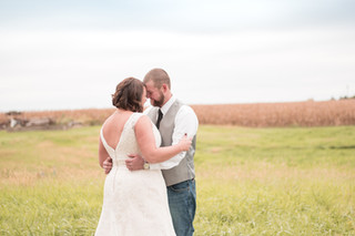 Same & Keith, Fall Wedding Eldridge, IA