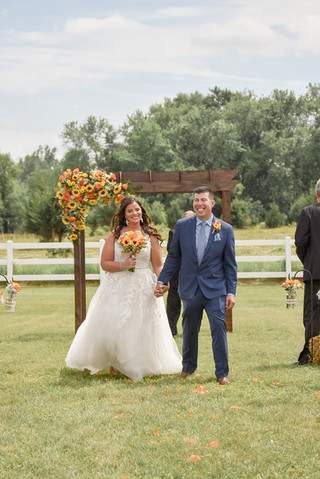 Vince & Alyssa, Summer Wedding in Long Grove, IA