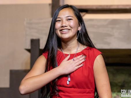 Meet Olivia, Quad Cities' Outstanding Teen 2020
