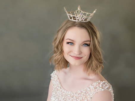 Farewell, Miss Mississippi Crown's Outstanding Teen 2020