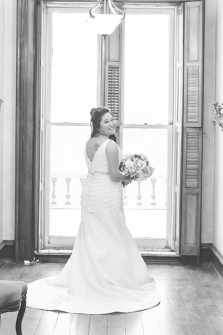 Erin & Ronald: An Intimate Winter Wedding at the Renwick Mansion