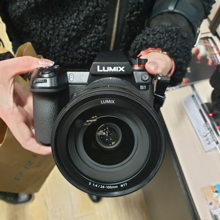 Hands on: Panasonic S1 - Video side!