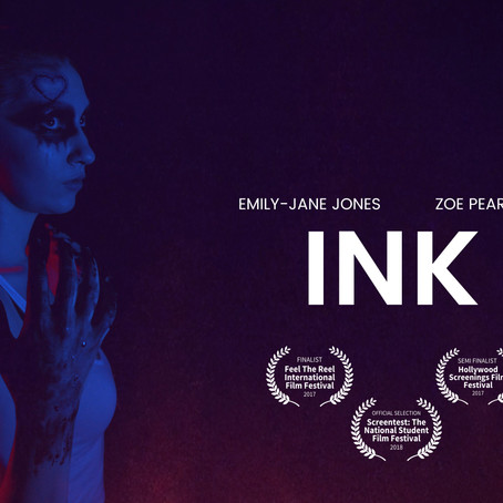 Tickets are now available for INK screening!
