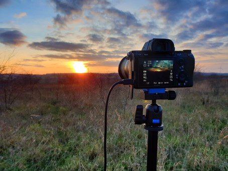 First time-lapse video is now online!
