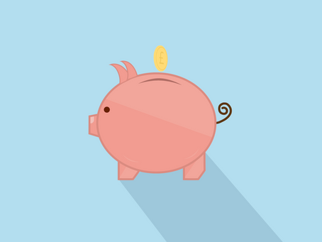 Piggy Bank Animation Test Video