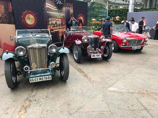 Annual Whitefield rally 2019