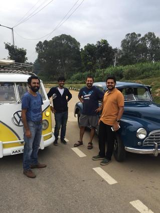 The Goan wanderers