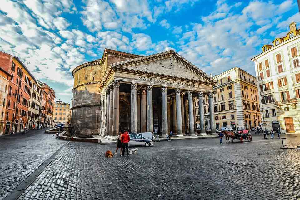 Cosas para visitar en tu segunda vez por Roma
