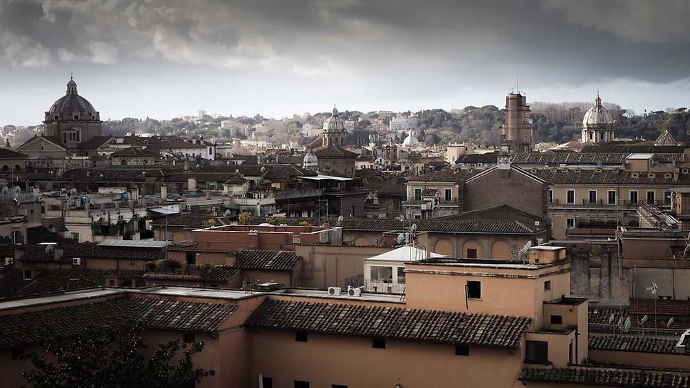 Viaja a Roma. Roma y sus mejores puntos panorámicos. Sensi in Viaggio