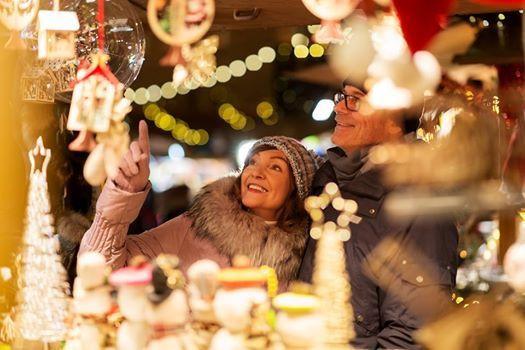 Viajar a Europa en navidad y año nuevo. La temporada invernal.