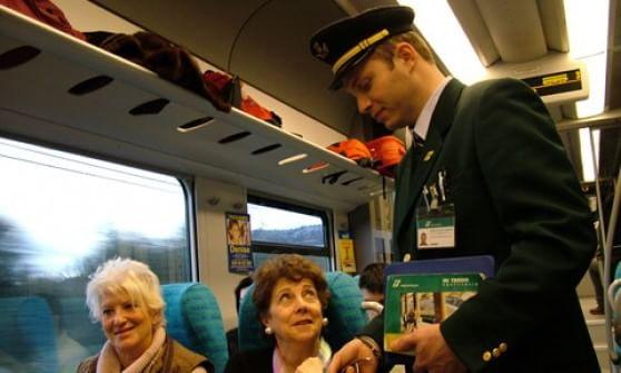 Viajar en un tren regional con boleto validado es obligatorio, Trenitalia