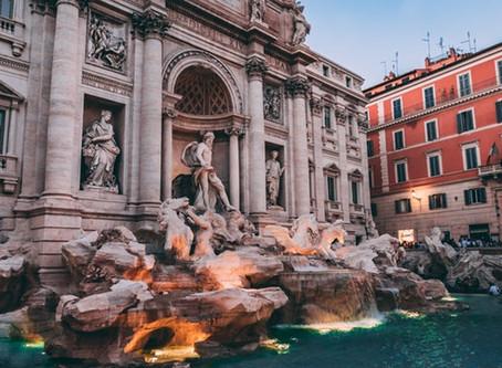 Roma, Fontana di Trevi: ¿por qué arrojar la moneda a la fuente?