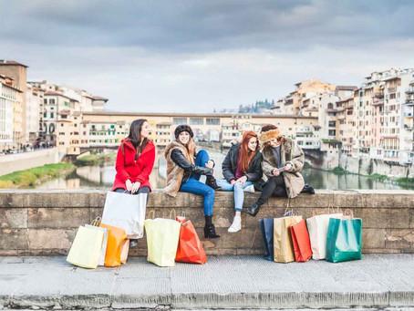 Consejos para viajeras: compras y shopping estando en Italia