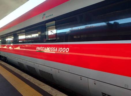 Trenitalia e Italo cuál de los dos cuesta menos