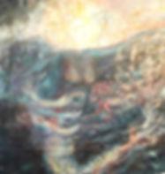 Cuadro oleo sobre tela Veronica Trigo Ar