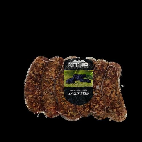Chorizo  Finas Hiervas Angus | Pack 6 | 500 Gr. Aprox.