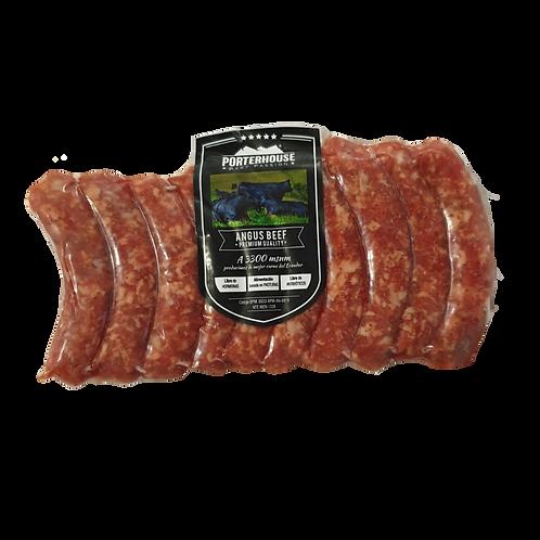 Chorizo de Miel y Nuez Angus | Pack 10 | 265 Gr. Aprox.