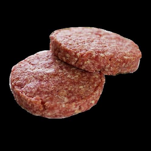 Hamburguesa Cheddar | Pack 4 | 720 Gr. Aprox.