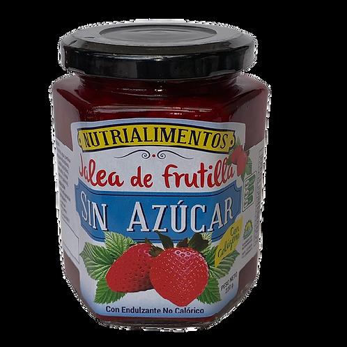 Jalea de Frutilla sin Azúcar | 280 Gr.