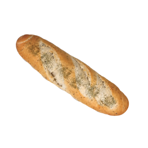 Mini Pan Baguette Orégano | Pack 10