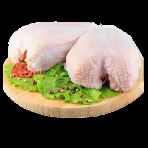 Pechuga Completa de Pollo | 1.1 Kg. Aprox.