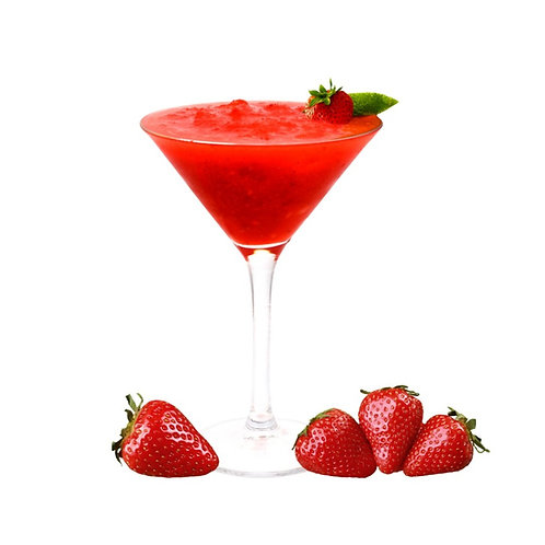 Pulpa de Strawberry Daiquiri CON Licor | 600 Gr.