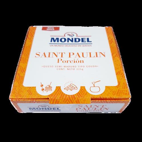 Queso Saint Paulin Leche de Vaca | 225 Gr.