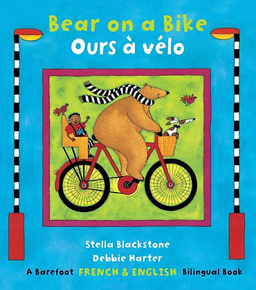 Bear on a Bike/Ours a Velo