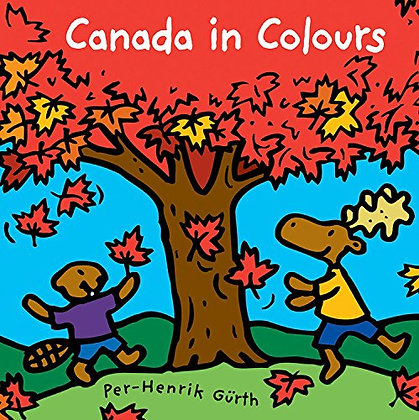 Canada in Colours (Paperback)