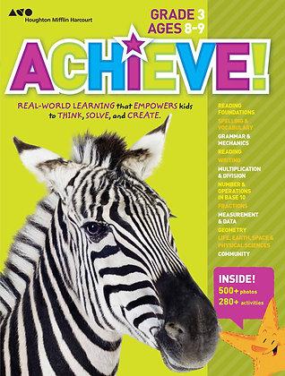 Achieve! Grade 3
