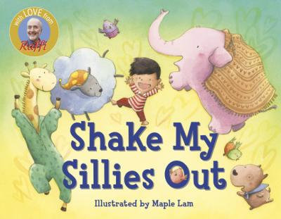 Shake My Sillies Out (Boardbook)