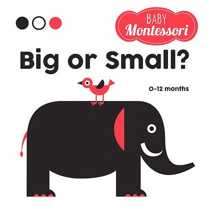 Baby Montessori: Big or Small?