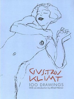 Gustav Klimt 100 Drawings