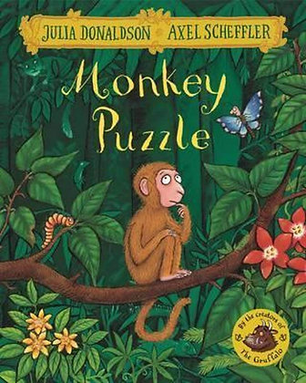 Monkey Puzzle - Paperback