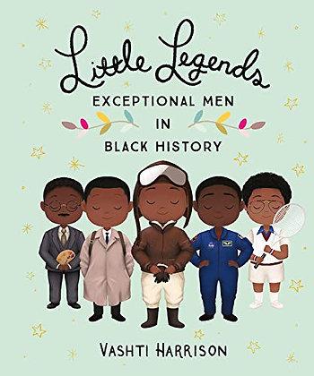 Little Legends: Exceptional Men in Black History