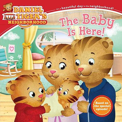 Daniel Tiger's Neighborhood: The Baby is Here!