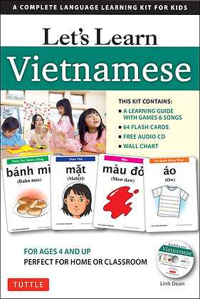 Let's Learn Vietnamese Kit