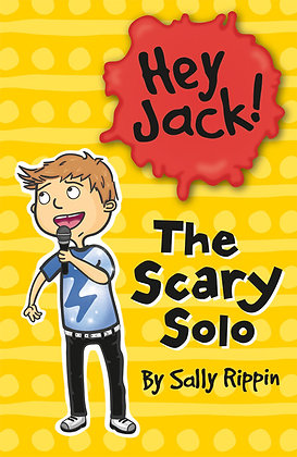 Hey Jack! : The Scary Solo