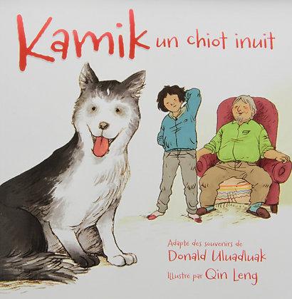 Kamik le Chiot Inuit