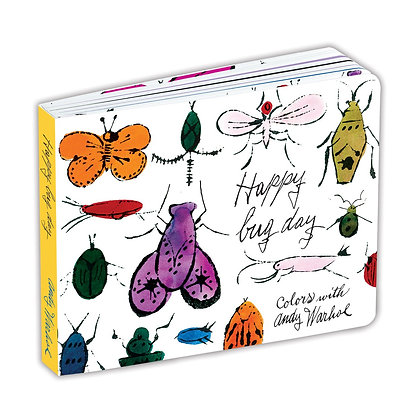 Andy Warhol Happy Bug Day