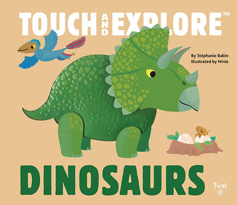 Dinosaurs - Touch and Explore