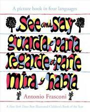 See and Say, Guarda e Parla, Regarde et Parle, Mira y Habla