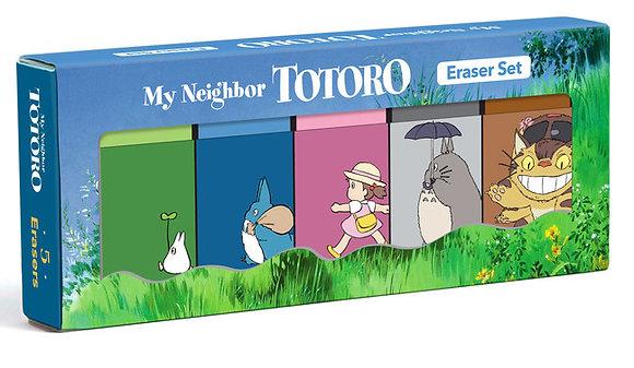 My Neighbor Totoro Erasers
