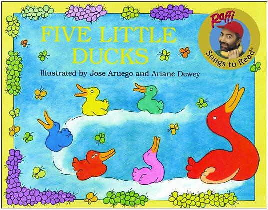Five Little Ducks (Boardbook)