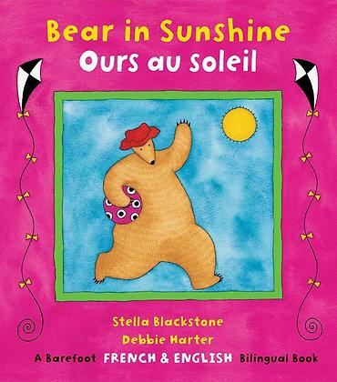 Bear in Sunshine/Ours Au Soleil