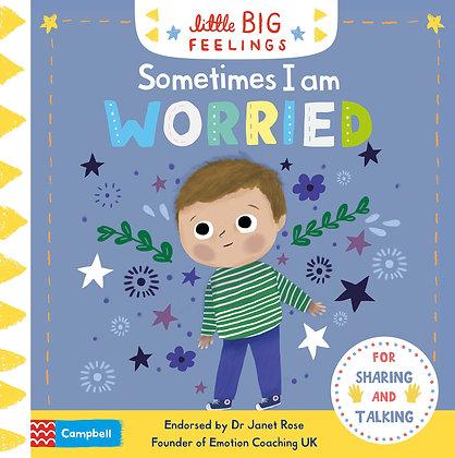 Little Big Feelings: Sometimes I Am Worried