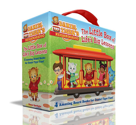 Daniel Tiger's Neighborhood: The Little Box of Life's Big Lessons